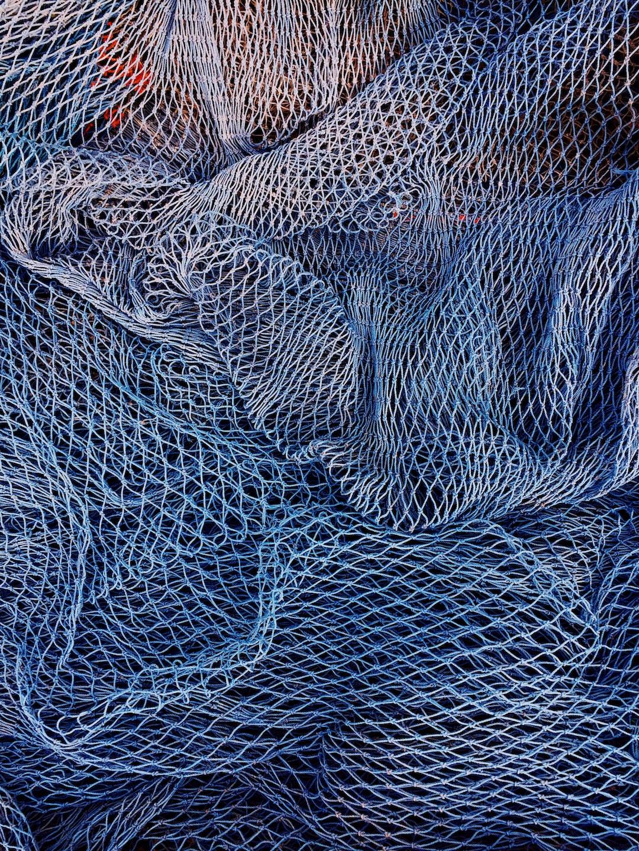 Fishing Net in early morning