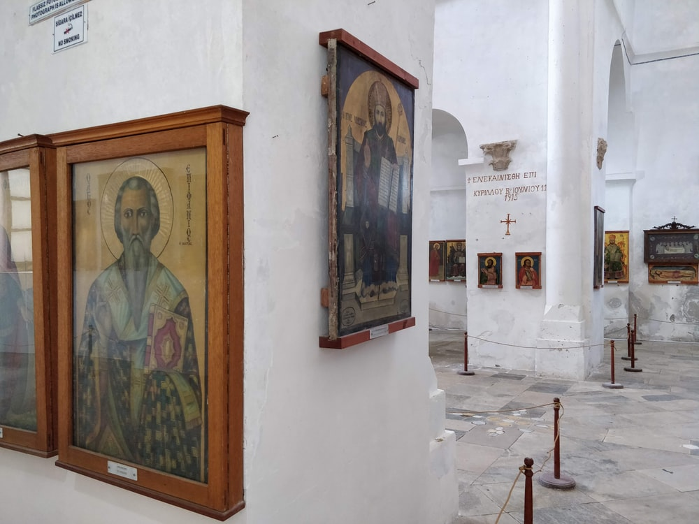 two St.Peter paintings