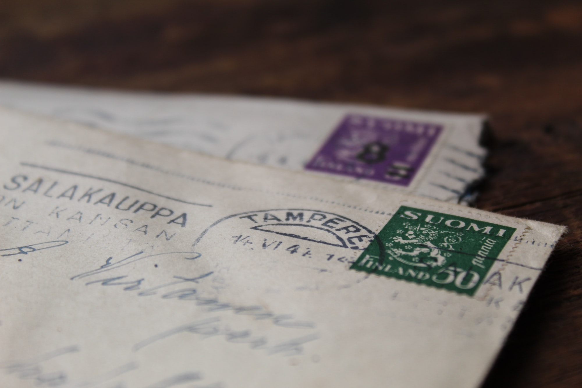 The Joy of Letter Writing