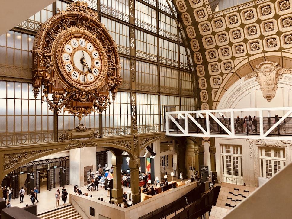 Musee D'Orsay, 75007 Paris, France, Paris