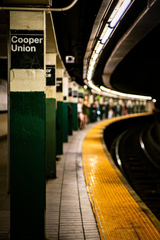 Cooper Union train station