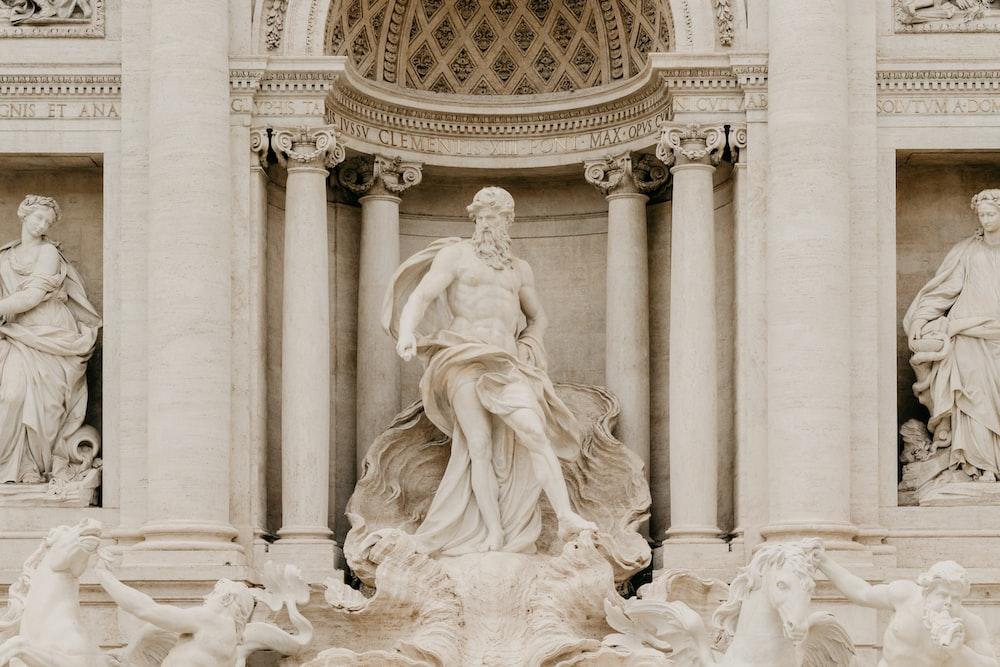 Trevi Fountain, France