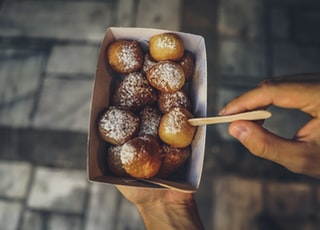 box of truffles
