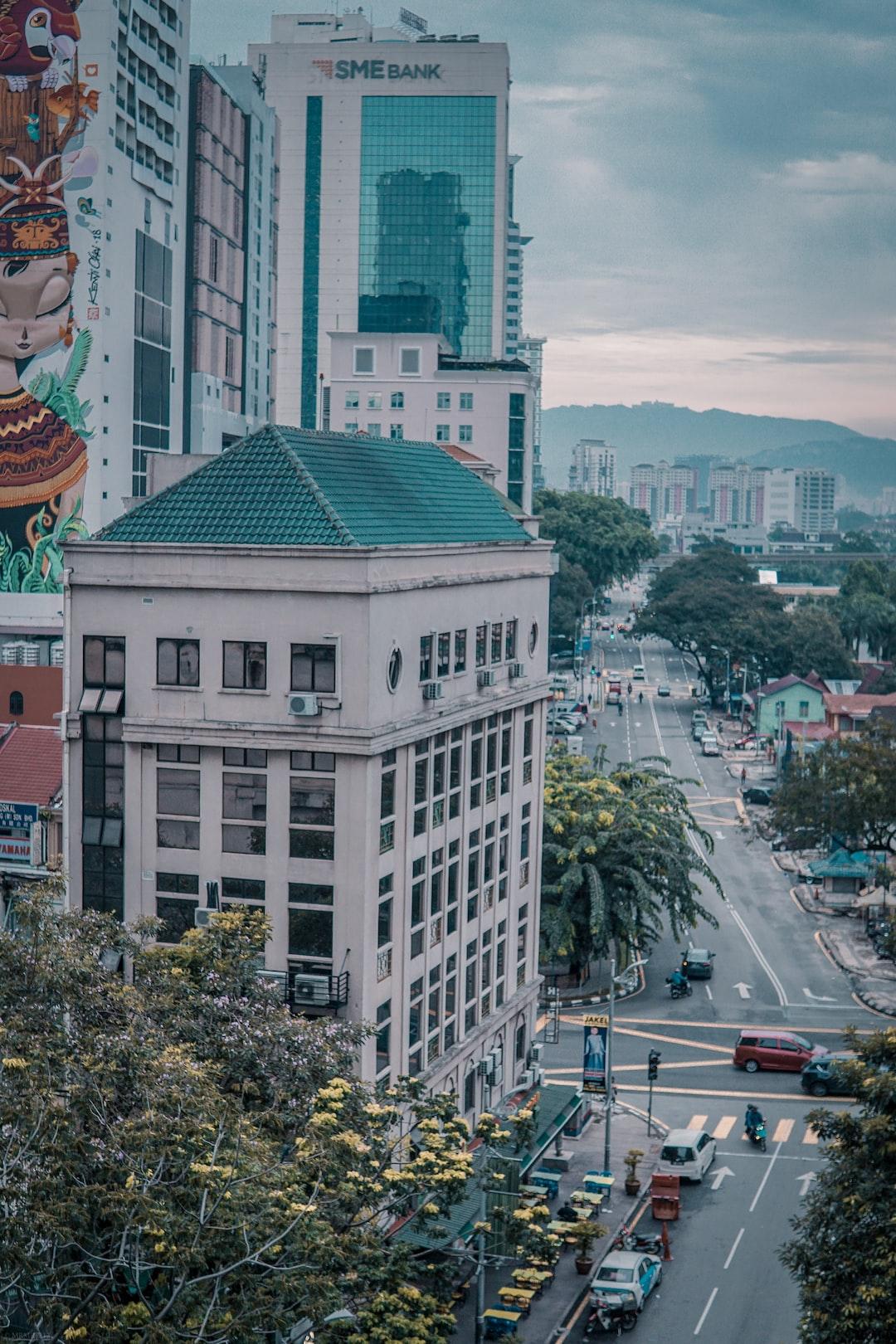 Buildings at Kuala Lumpur
