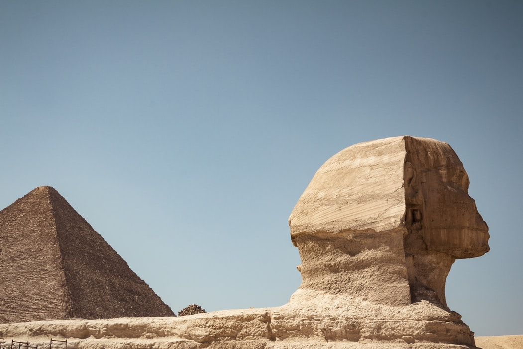 Of the Seven Wonders of the Ancient World, 3 fell due to earthquakes, 2 due to fires, 1 probably never existed, and only one stands today – the Pyramid of Khufu.