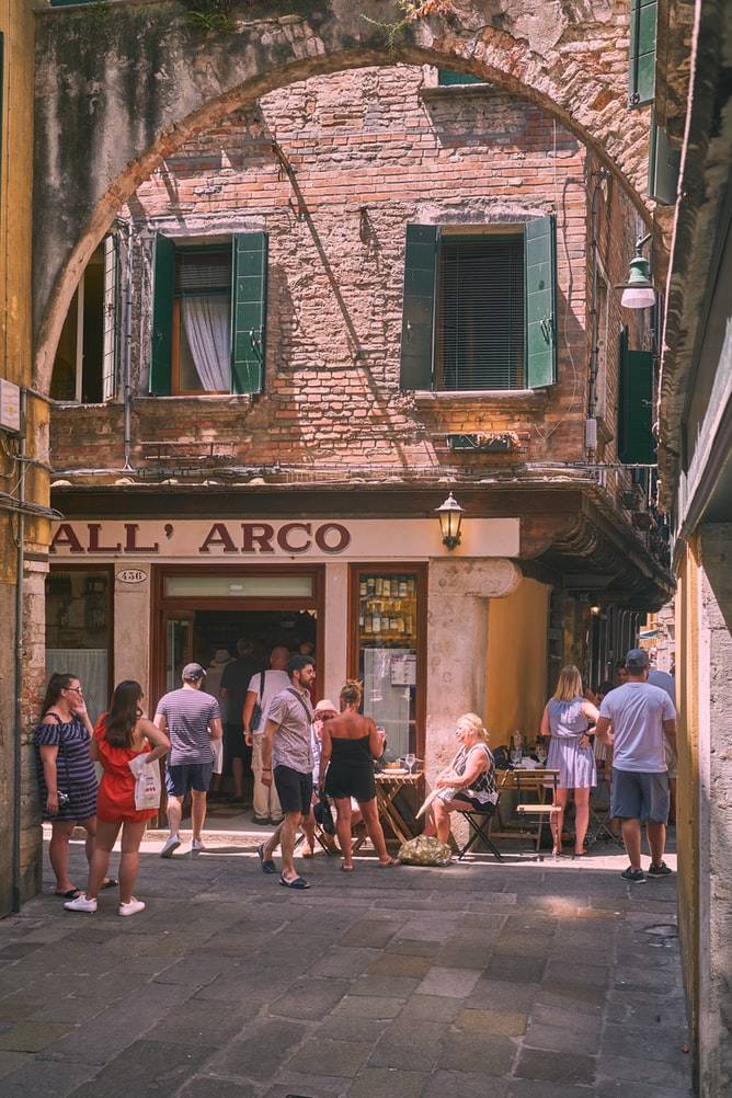best places to have dinner in venice italy