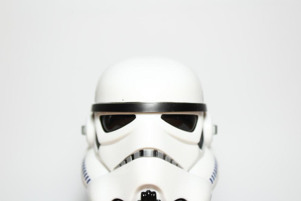 Storm Trooper head decor