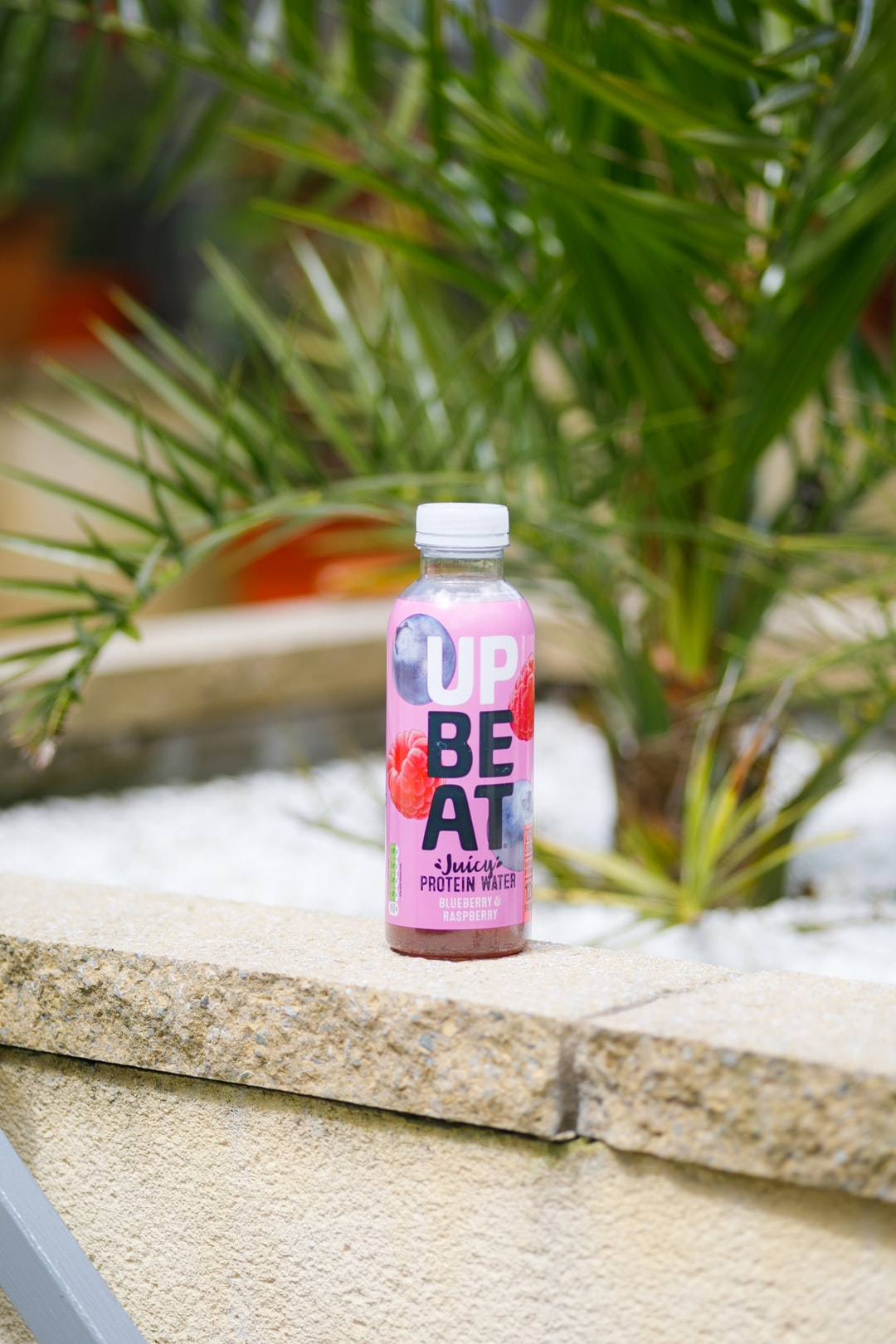 Product photography - Upbeat Protein Water