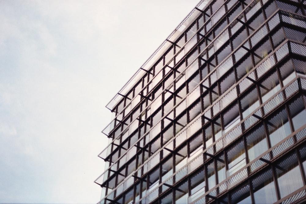 beige building