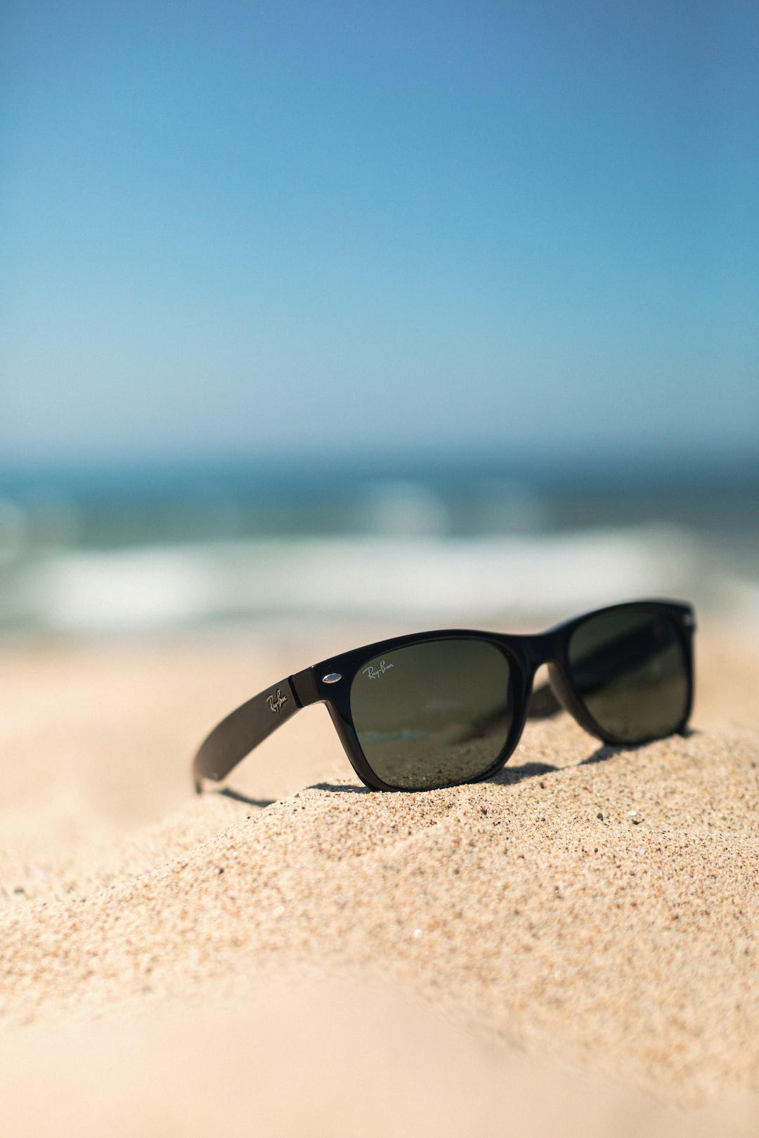 Sandglasses.