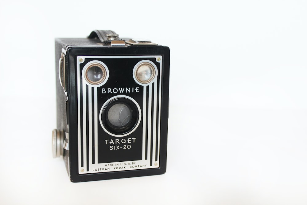 black BRownie Target camera