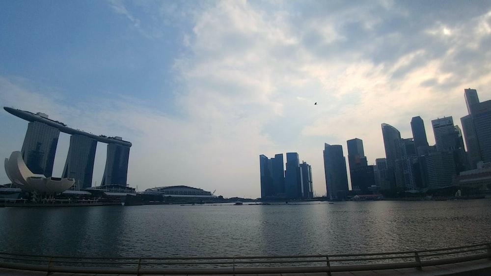 Marina Bay Sands during daytime