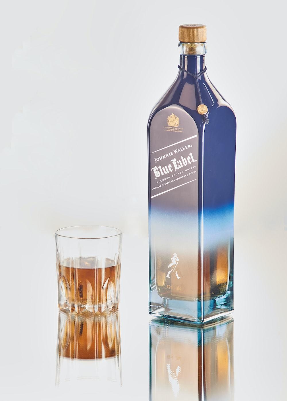 Jack Daniel's Blue Label bottle