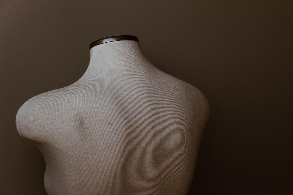 white body form