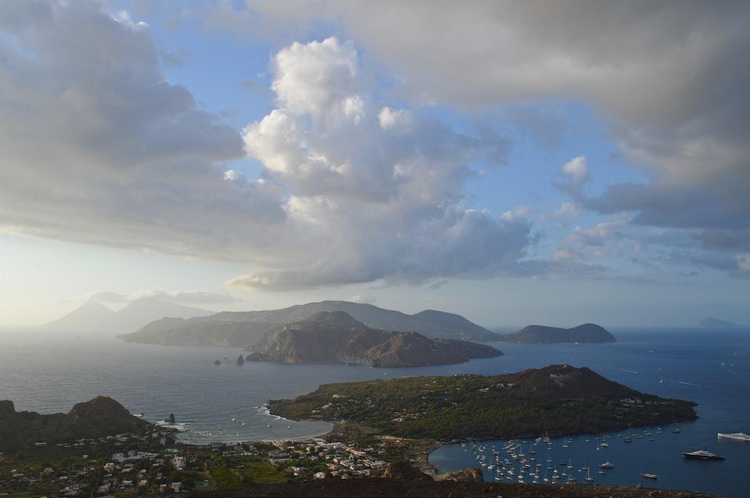 Isola Vulcano - Eolie