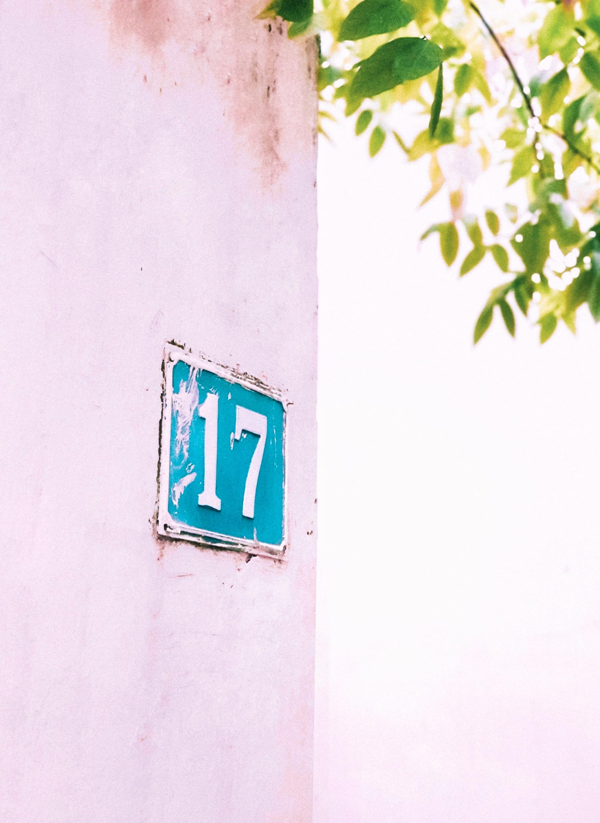 Born on the 17th.