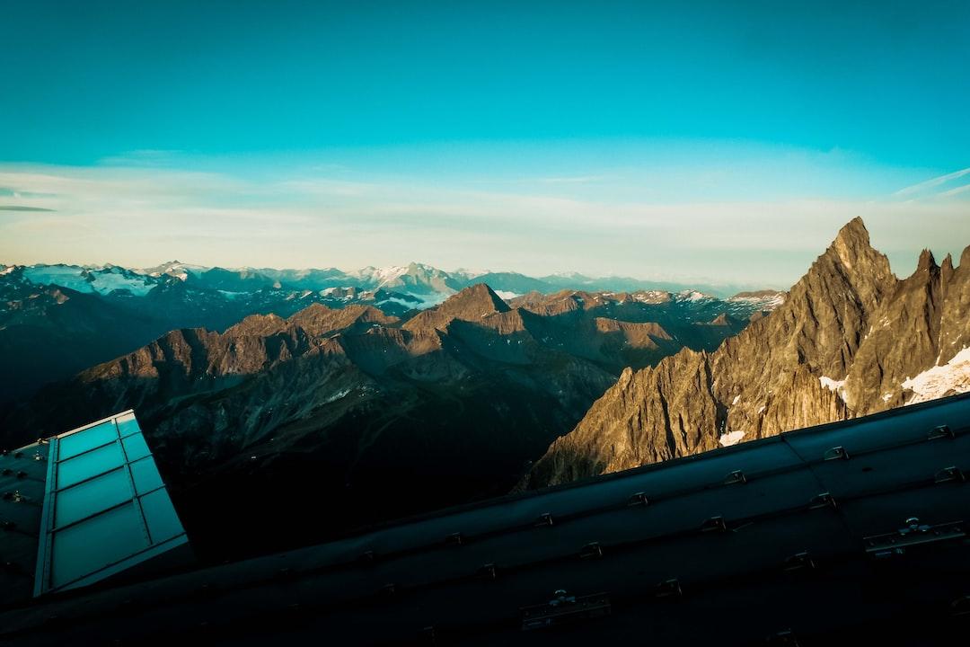 Alps, Valle d'Aosta