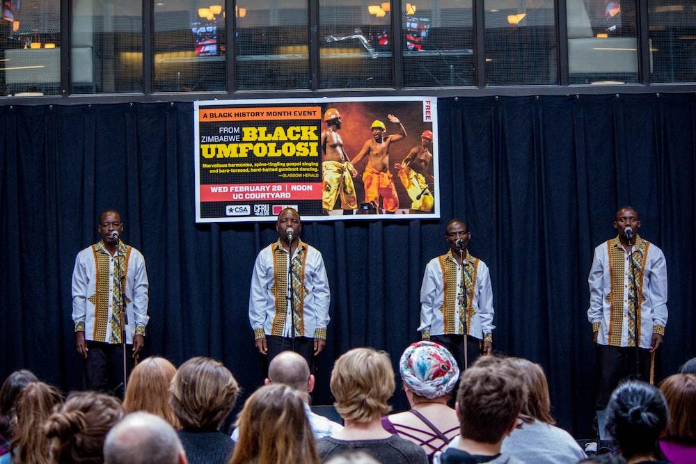 Black Umpolosi performance