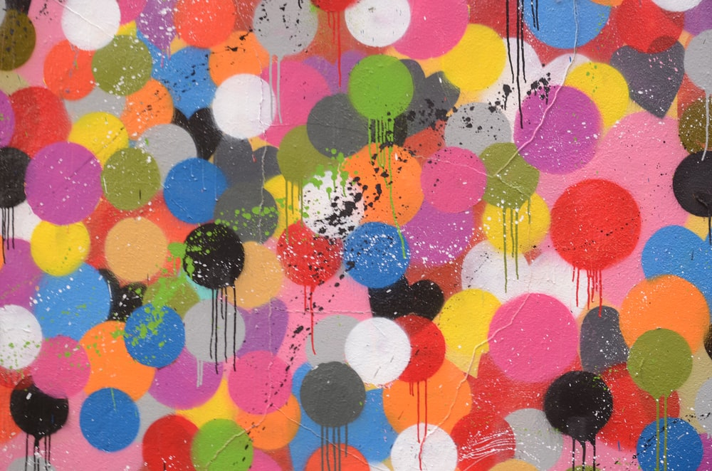 balloons artwork