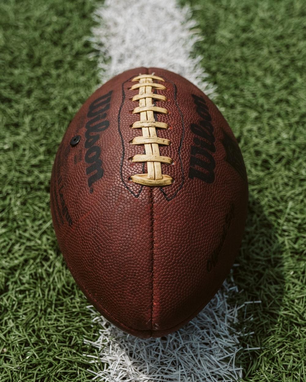 brown Wilson American football