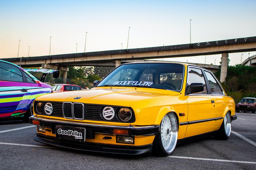 BMW 325 E30 1986