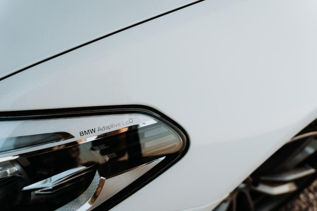 BMW Adaptive LED