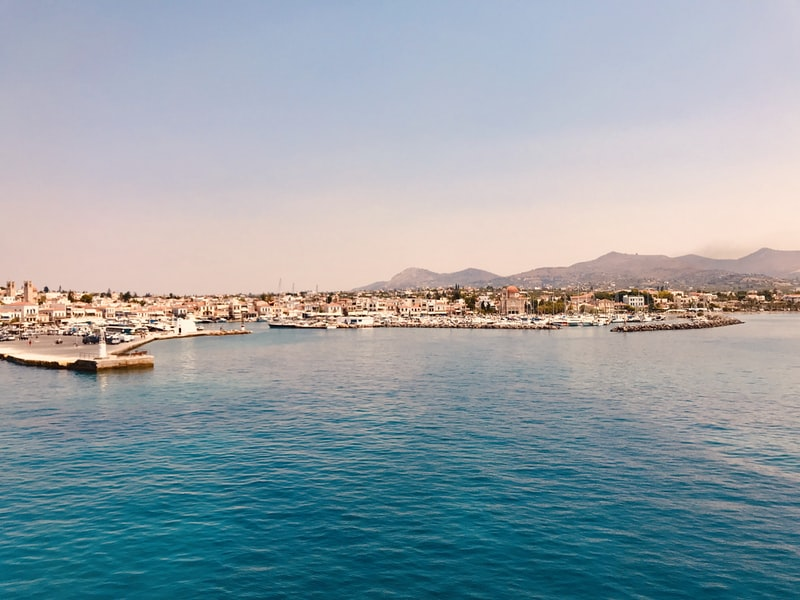 Aegina - an easy day trip for Athens digital nomads