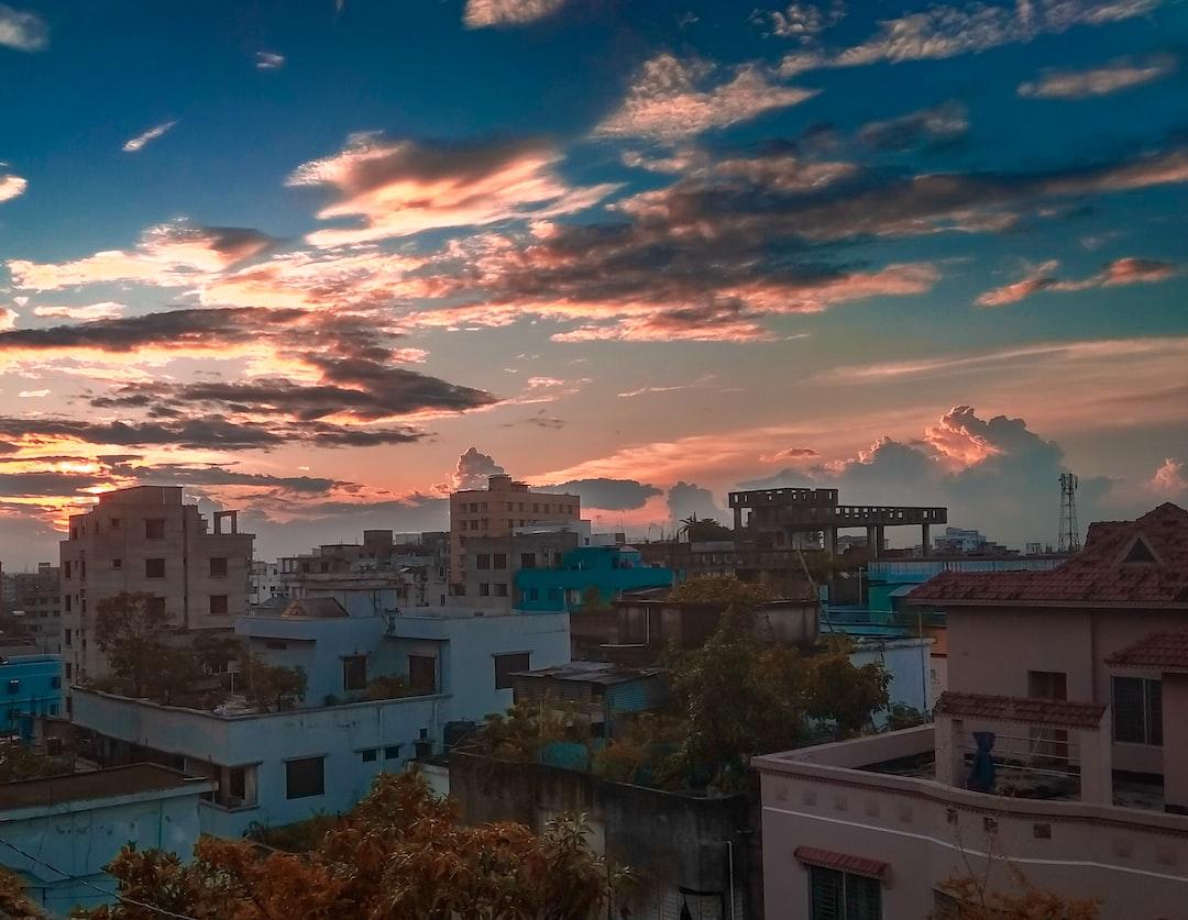 Beautiful capital of Bangladesh 🇧🇩
