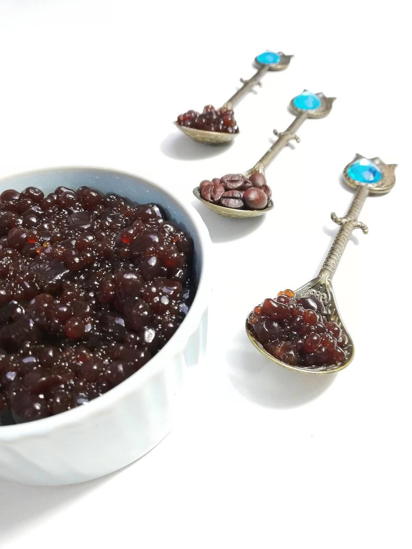 #coffee #caviar #coffeecaviar #moleculargastronomy