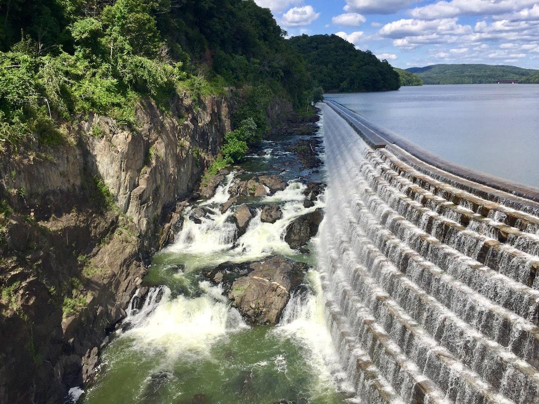 New Croton Dam in New York