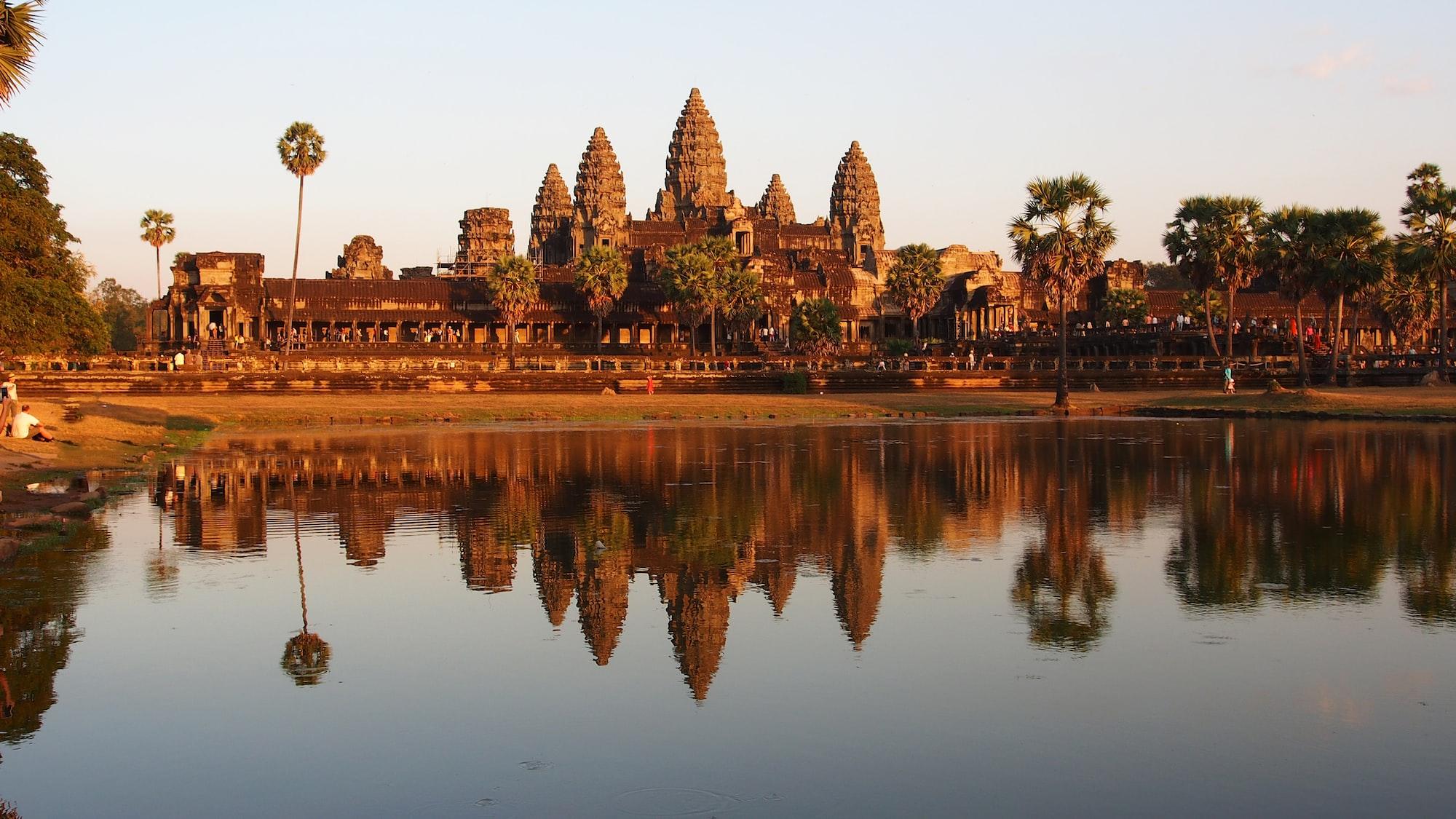Visiting Angkor Wat and Angkor Thom – mysteries & myths behind the ruins
