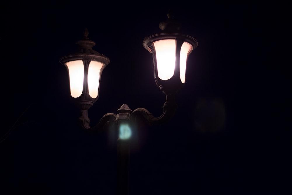 black light sconce