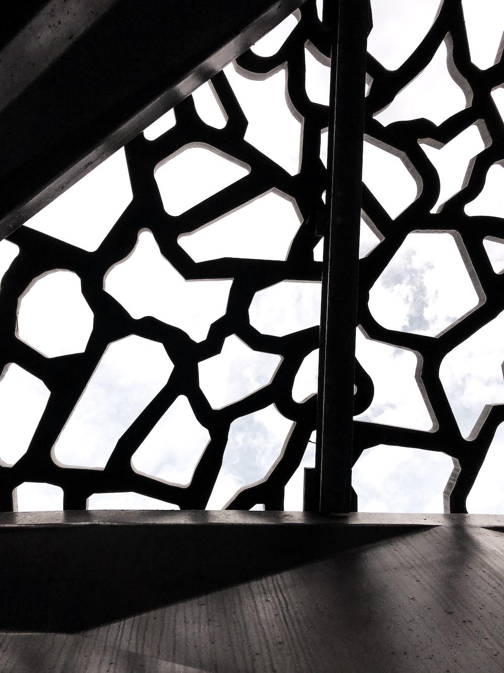 brown wooden window during daytime