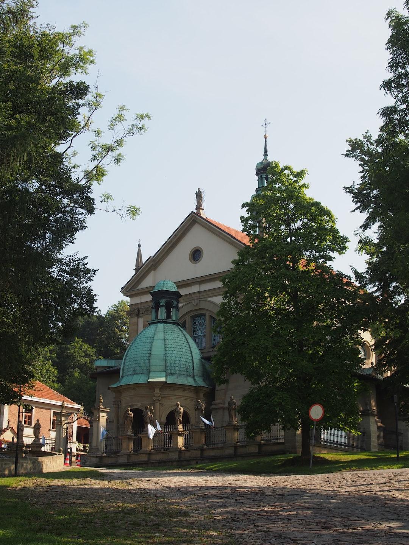 Kościol w Brogi (Poland)