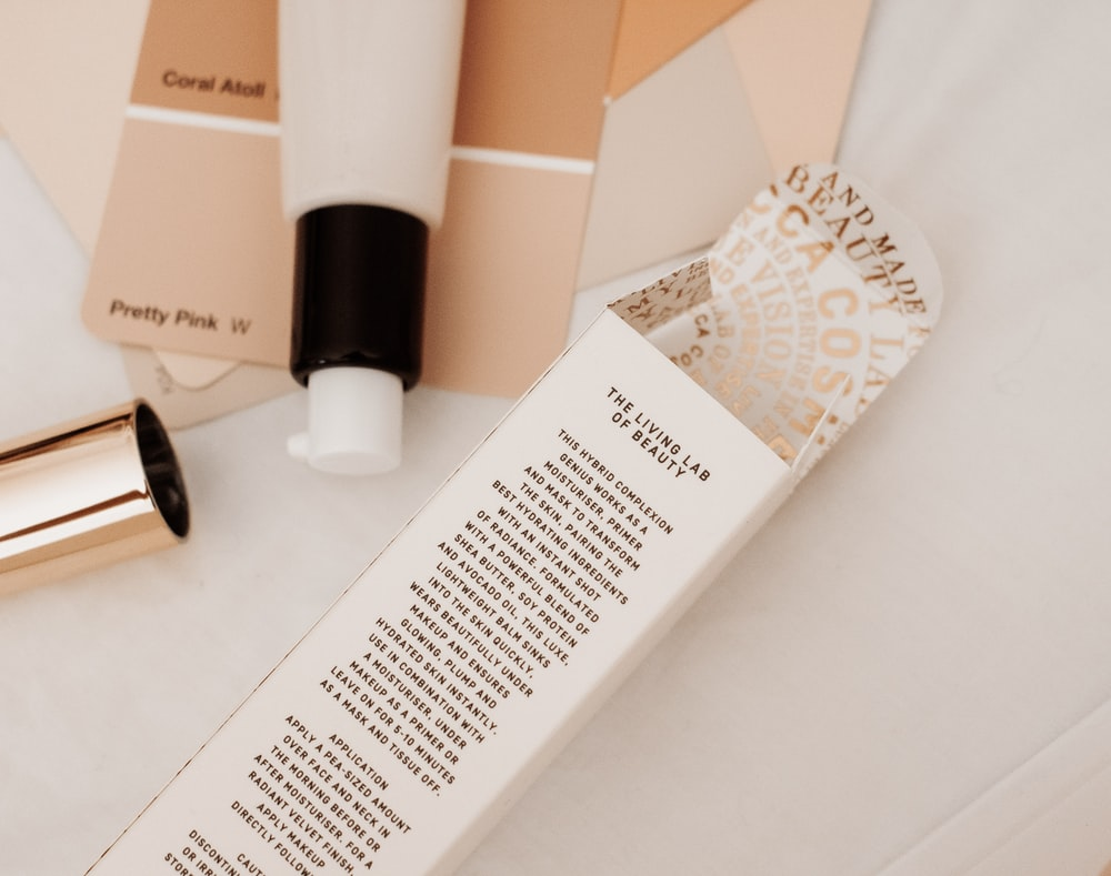 The Lining Lab of Beauty box