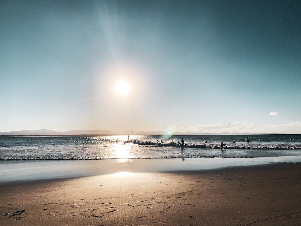 sea and sunlight