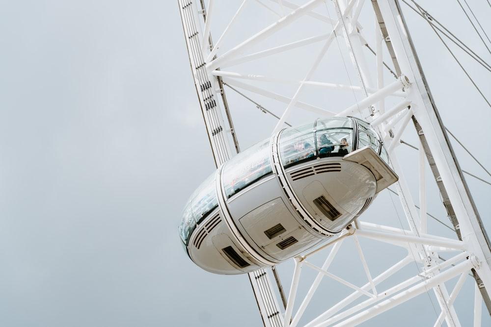 people in London Eye
