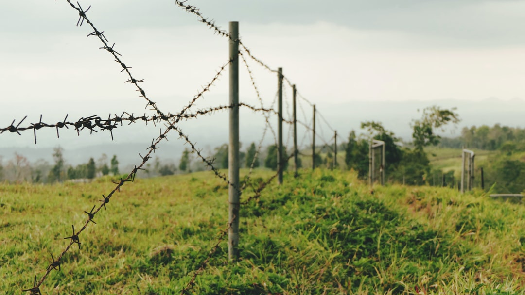 """""""Limited by Barbed Wires"""""""