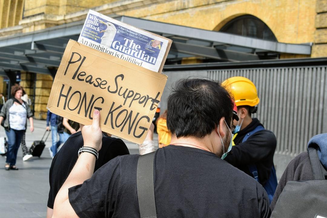 Please Support Hongkong