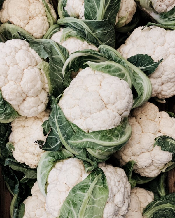 cauliflower lot