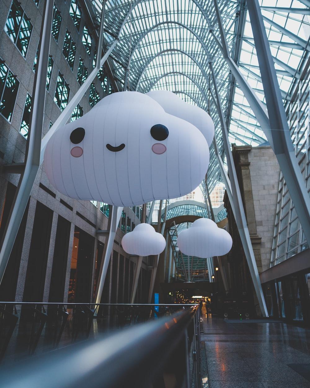 cloud hanging decor
