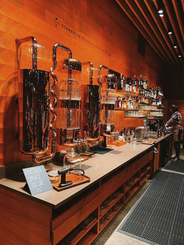 Seattle Roastery Starbucks Reserve