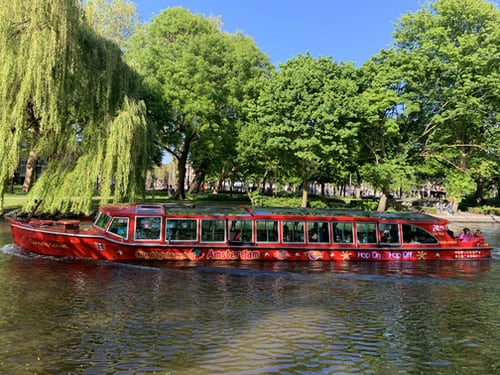 Canal Cruise - Everything you need to know about Amsterdam