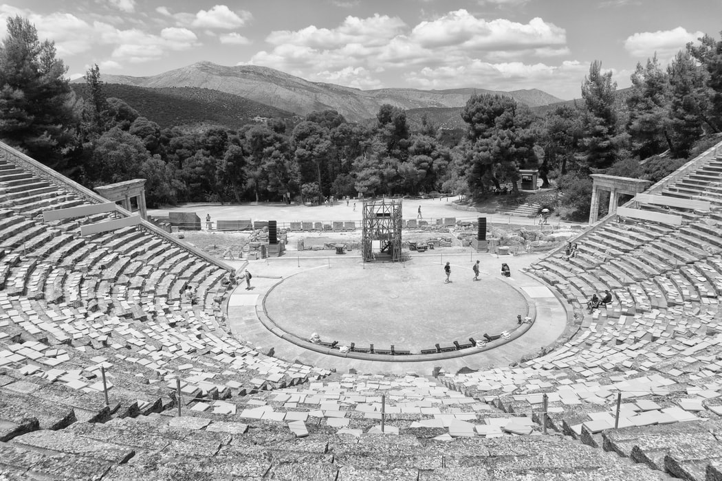 Epidaurus Theater, Things To Do in Greece in October