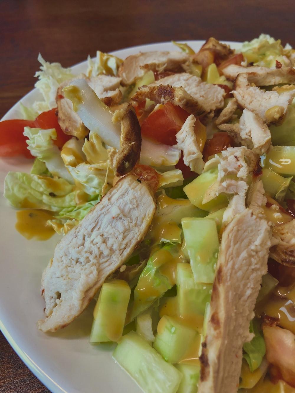Healthy Salad Recipes: Five Easy and delicious salad
