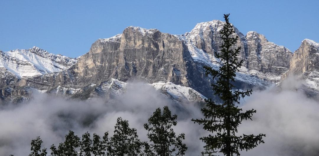 August Snowfall