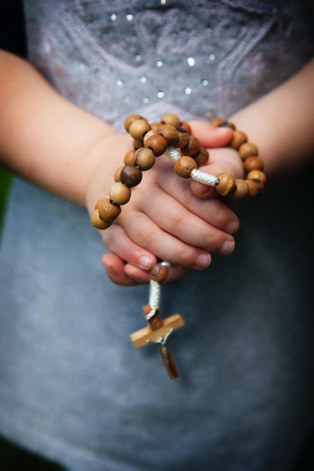 Holy Rosary, italian tradition