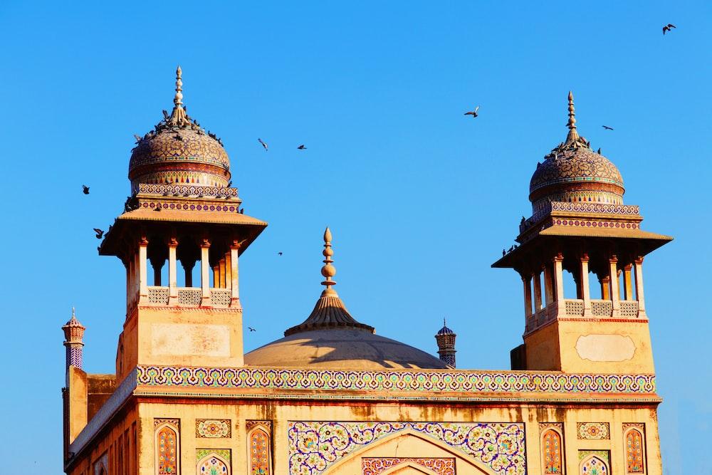 Masjid Wazir Khan, Lahore, Pakistan Pictures | Download Free