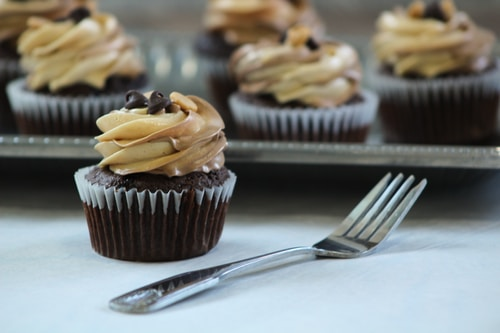 24 Gluten Free MINI cupcakes