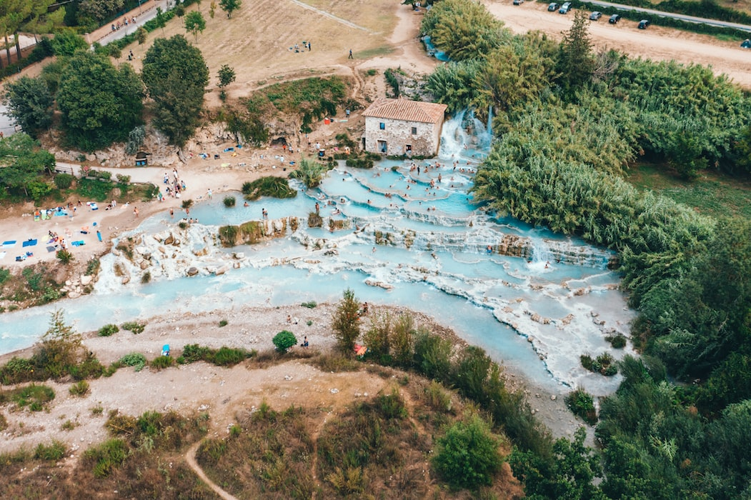 Hot Springs in the United States